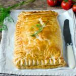 Savoury Escarole Pie – Torta rustica di scarola