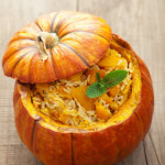 A Frighteningly Good Halloween Pumpkin Risotto Recipe