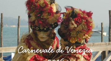 Venice Carnival – 2016 wall calendars available NOW!