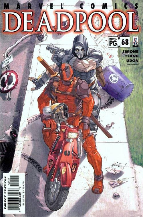Deadpool Vol 1 #68