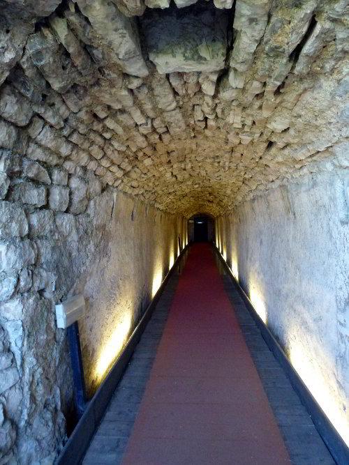 Roman cistern in Assisi © Christine Ellams